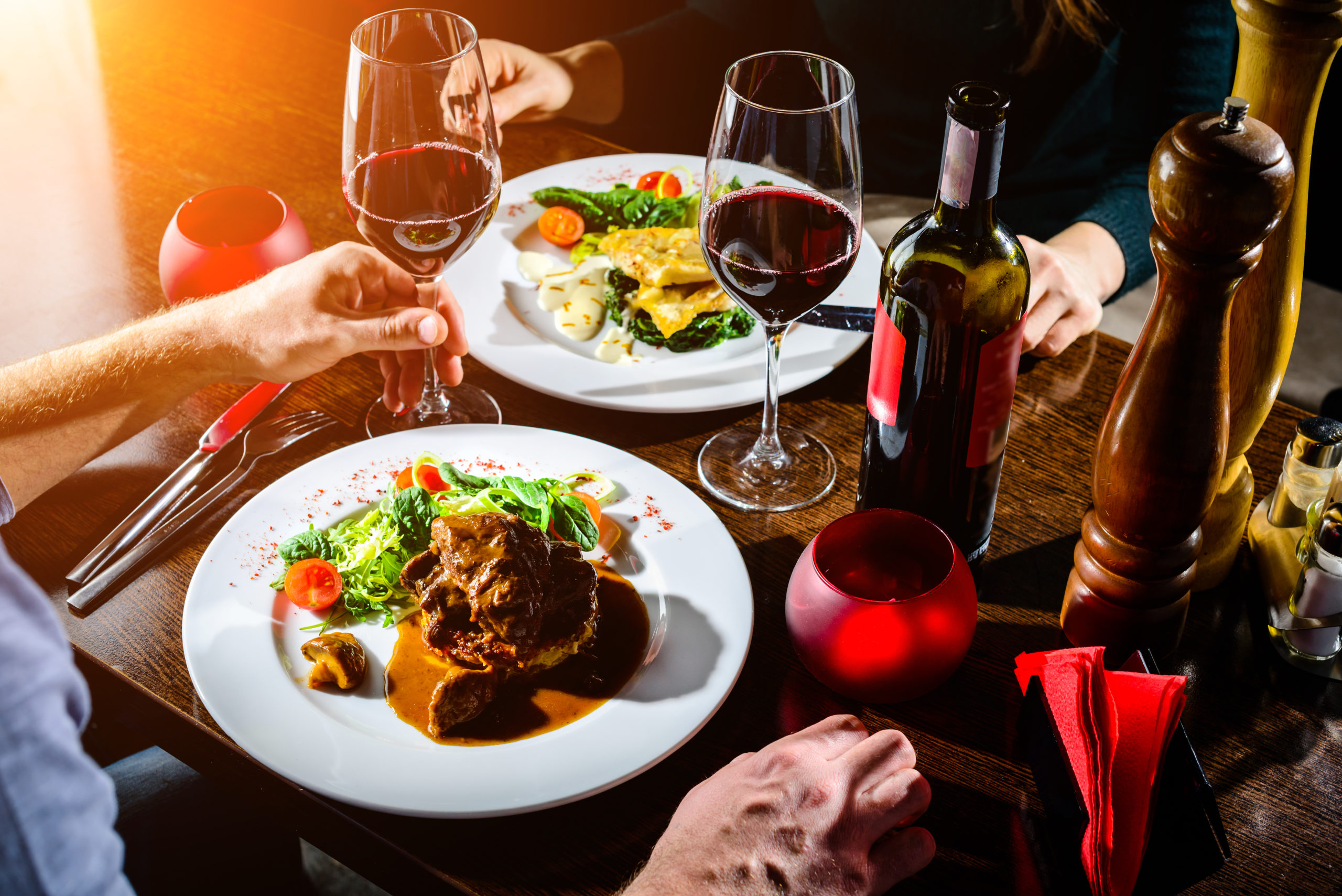 czeskie wino do restauracji