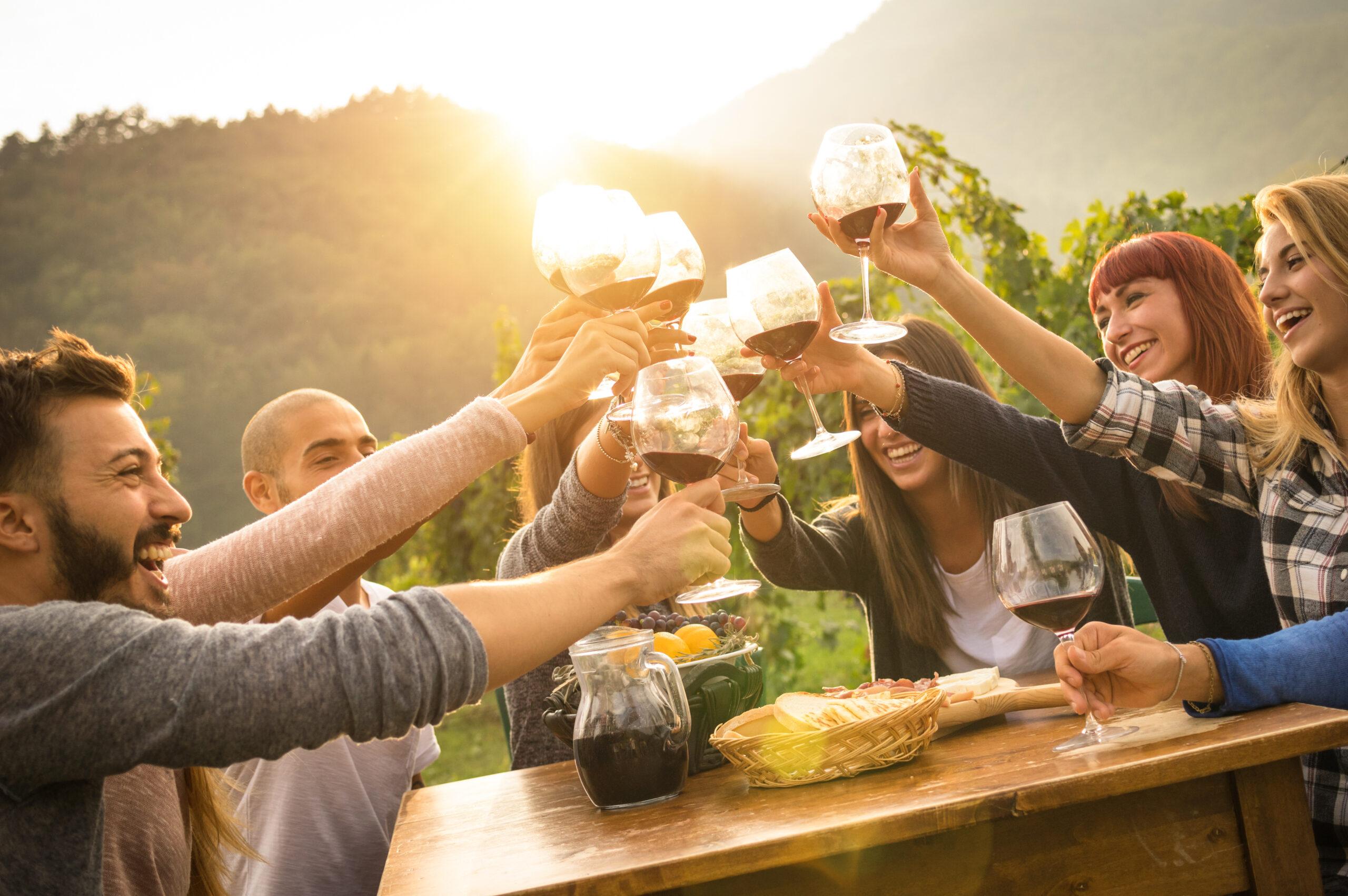 wino na lato